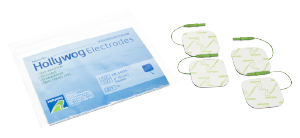 Hollywog Economy Electrodes With Bag