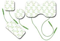 Hollywog Economy Electrodes - Four (4) Sizes Available