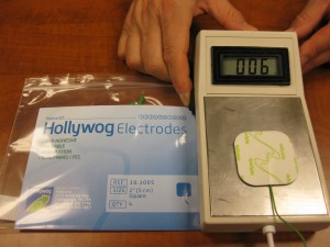 Hollywog 6 ohms Electrode Impedance
